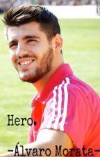 Hero. ||Álvaro Morata|| by gliocchidialvaro-
