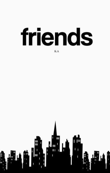 Friends • Jared Padalecki
