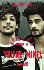 YOU'RE MINE! (ZOUIS MOMENTS) by sweethoneyz92