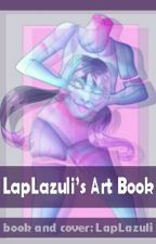 ⭐LapLazuli's Art Book #2⭐ by LapLazuli