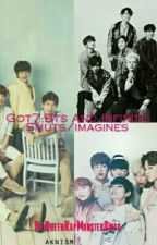 Got7, Bts And Infinite Smuts/imagines by QueenRapMonsterSwag