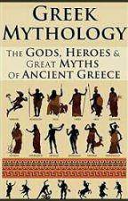 Greek Mythology by kk_Omatsu