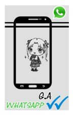 Whatsapp ( Gakuen Alice) by Luzaa18