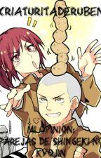 Mi opinión: Parejas de Shingeki no Kyojin by Criaturitaderuben