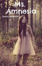 Ms. Amnesia (Poem) by RubixCube89201