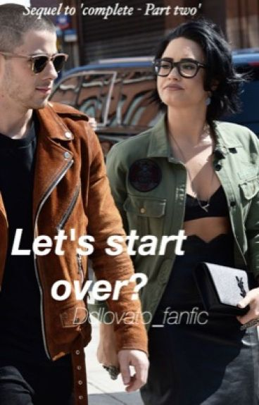 Let's start over?-Part three