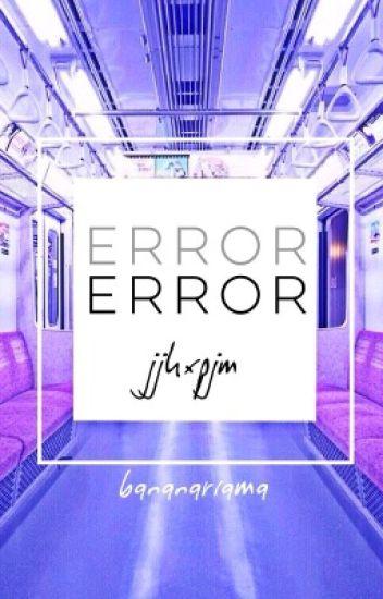 ERROR 》jjk x pjm