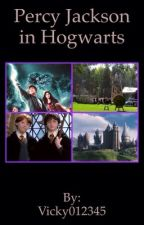 Percy Jackson in Hogwarts by Vicky012345