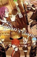 Japan's Gang [Kuroko no Basuke] by melodilove3