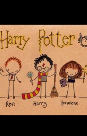 Стихи и цитаты. Гарри Поттер.