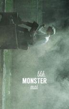monster ⇸ bbh.  by mai-eo