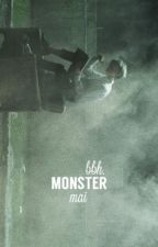 monster ⇸ bbh.  by mai-eo