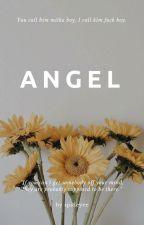 angel || andreas wellinger by spideyee