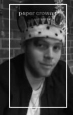 paper crowns; muke by pvnkrockmuke