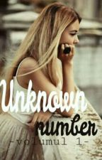 Unknown number (volumul 1) by Lollyanais
