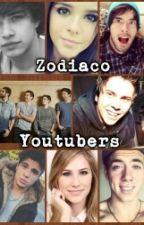 Zodiaco Youtubers by LourdesQuiroz1