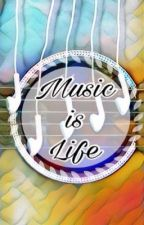 Music is Life by ordinarydrei