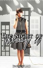 The night of February 14 by AlbaaaMG