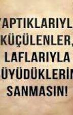 Kapak Sözler  by 123mahmut2014