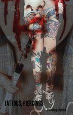 Tattos, Piercings. by Donotcopymebitch