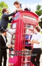 One Direction Preferences/Imagines by ILoveBands9