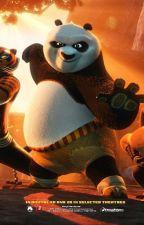 Kung Fu Panda (P+T) by lili152570