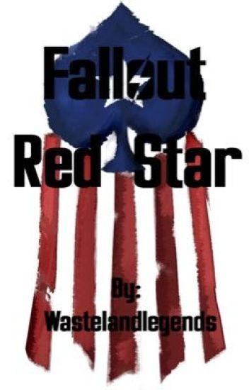fallout red star zach wattpad