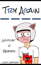 Try Again (I_Am_Wildcat x Reader) by i_aint_weldkat