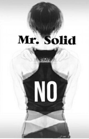 Mr. Solid No(Levi x Eren)