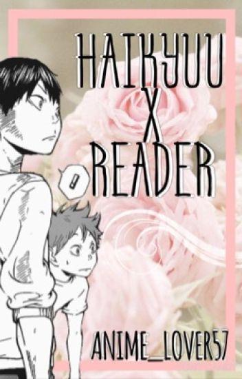 Haikyū x Reader fanfic