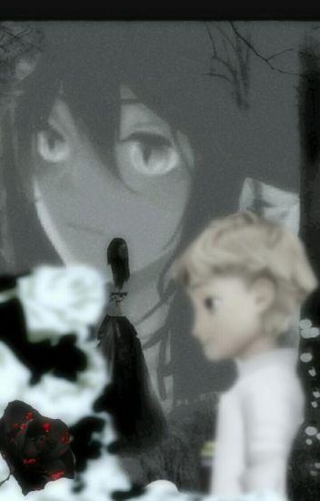 Black Rose For The Strange Girl(Chat Noir X reader)