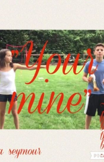 """Your mine"" (the fourth book to the Brannie series!)"