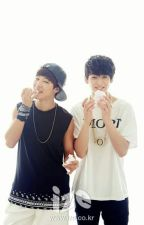 [One shot] [KookMin] Kisses by myungmyung92