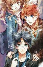 Harry Potter, Male OC by Akirae_Akirai