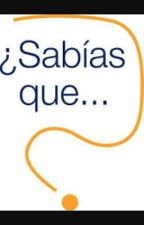 SABÍAS QUE? by Kike-xD