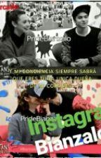 Instagram Bianzalo by CamilaMilagros2004