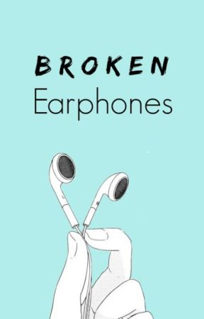 Broken Earphones by Bluewolf14