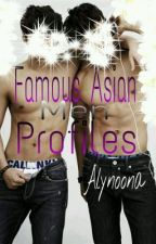 Famous Asian Men Profiles by Alynoona