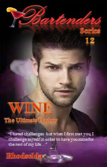 Bartenders Series 12, Wine (Complete)Under Editing
