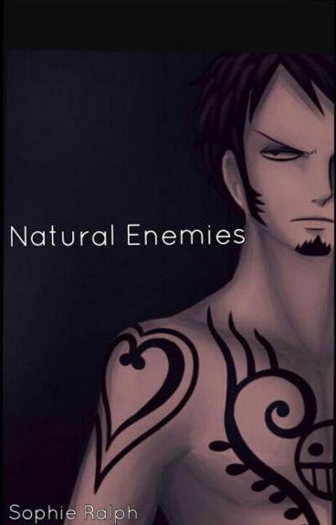 Enemies by Nature - Trafalgar Law X OC love story