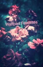 Wattpad Recommendations by Cloudsie28