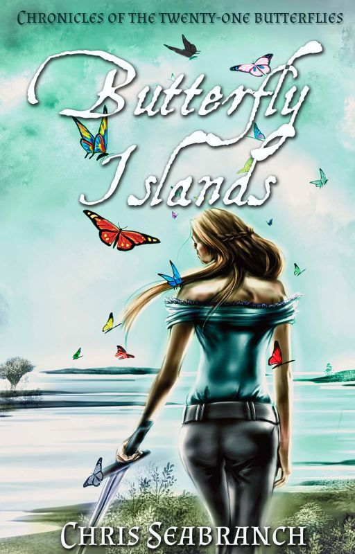 Butterfly Islands (A Wattpad featured and Wattys 2016 story) by ChrisSeabranch