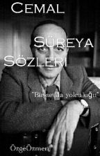 Cemal Süreya Sözleri by OzgeKiller
