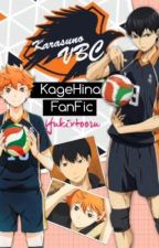 Kageyama x Hinata Fanfic by yukixtooru