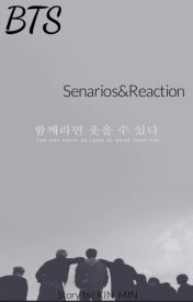 BTS REACTIONS AND SENARIOS by bruh_tae