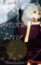 Artistic Lover (Miraculous Ladybug: Nathanael Love Story) by ScarletRedPool