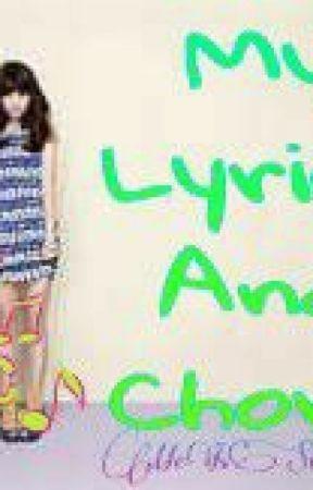 My lyrics And Chords - thinking out loud by Ed Sheeran - Wattpad