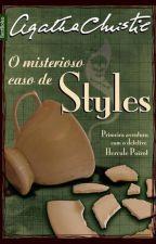 O misterioso caso de Styles - Agatha Christie by lauritxa_
