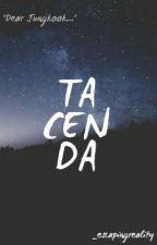 Tacenda; vkook/taekook by _escapingreality