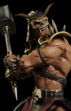 Shao Kahn x Reader by Djuki_Mortal_Kombat